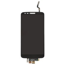 Black OEM LCD Assembly with Touch Screen Digitizer for LG G2 D800 AT&T Version