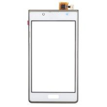 White OEM Replacement Touch Screen Digitizer with Frame Housing for LG Optimus L7 P700 P705