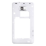 White OEM Middle Plate Housing Cover for Samsung I9100 Galaxy S2